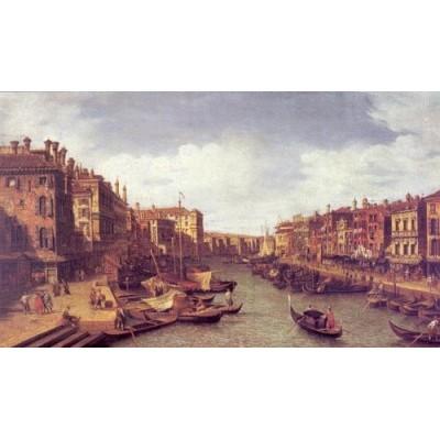 Репродукция картины Большой канал, Венеция