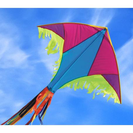 Простой воздушный змей «Жар-Птица»