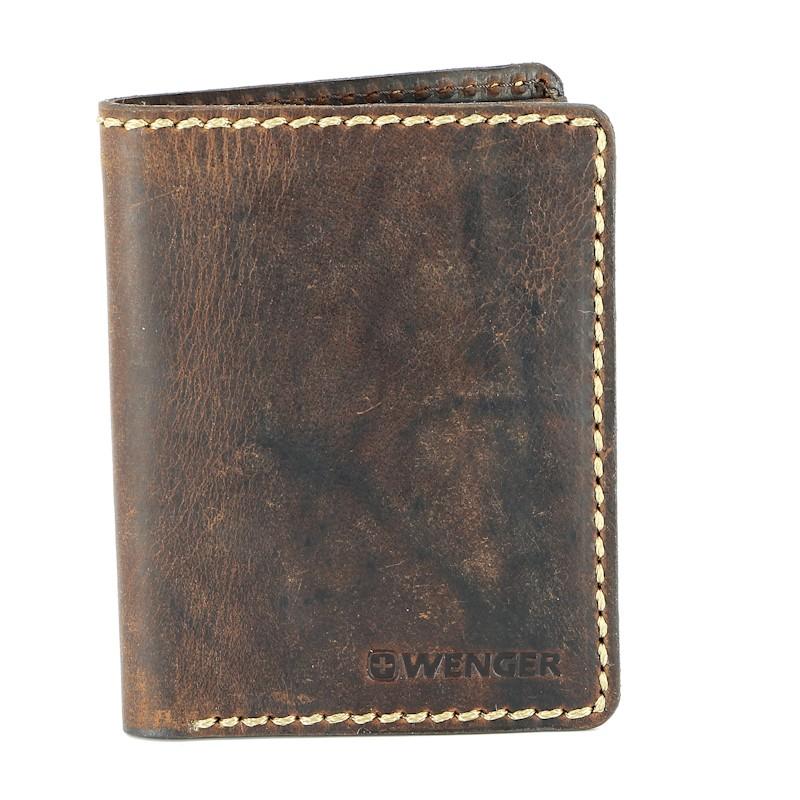 Портмоне Wenger Arizona, коричневое