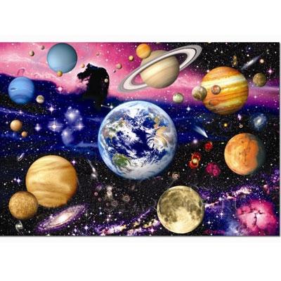 Пазл «Планеты»