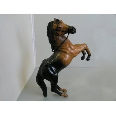 Кожаная фигурка Лошадь