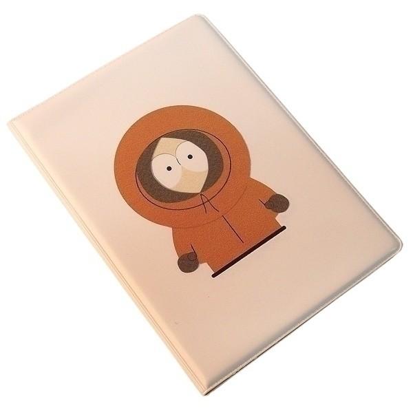 Обложка для паспорта Южный парк Кенни