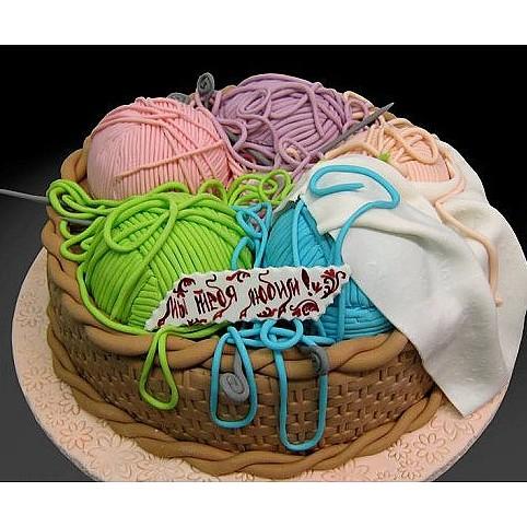 Праздничный торт №35