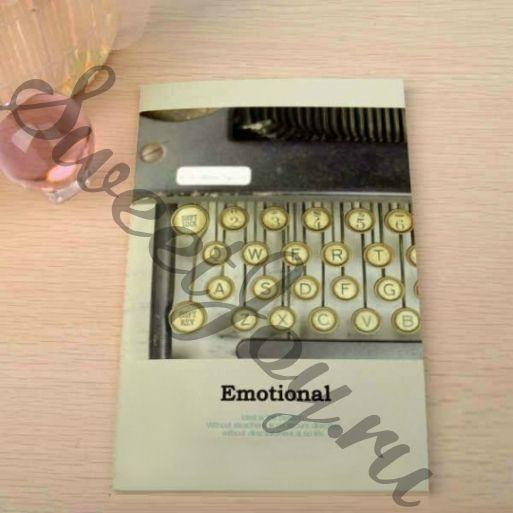 Тетрадь Emotional Underwood