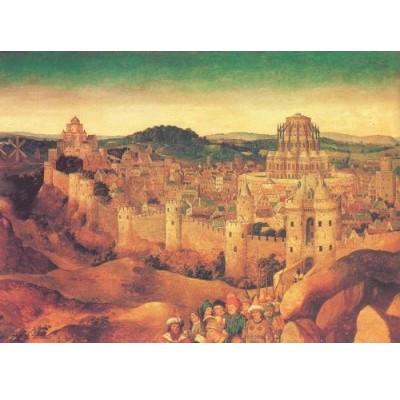 Репродукция картины Несение креста