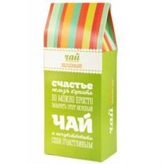 Вкусная помощь (зелёный чай) Для счастья