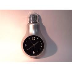 Часы настенные Лампочка