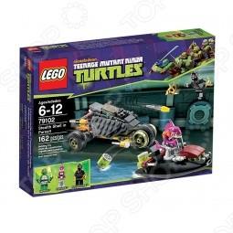 Конструктор - Lego Погоня На Панцирном Байке