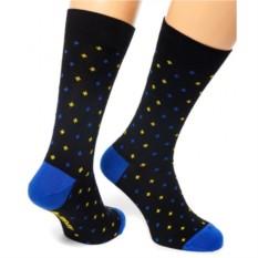 Черные носки FridayOwl