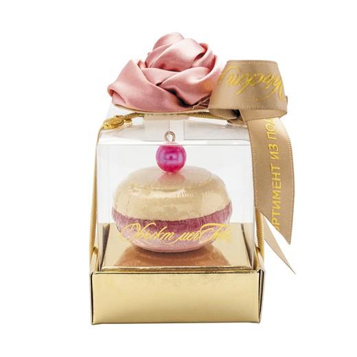 Набор для ванной Розовое вдохновение (арома-соль и мыло)