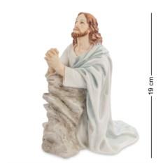 Статуэтка Молитва Иисуса в Гефсиманском саду , высота 19см