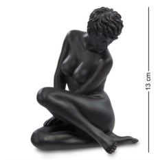 Статуэтка Девушка , высота 13 см