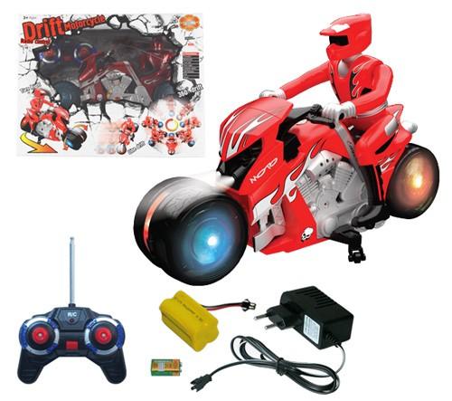 Радиоуправляемый мотоцикл Игруша