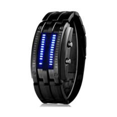 Водонепроницаемые спортивные LED часы Skmei