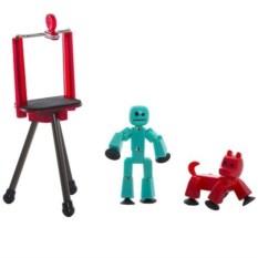 Набор для творчества Stikbot Студия с питомцем