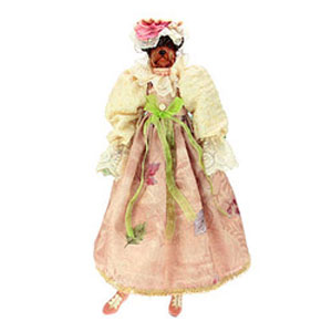 Кукла декоративная «Собака»