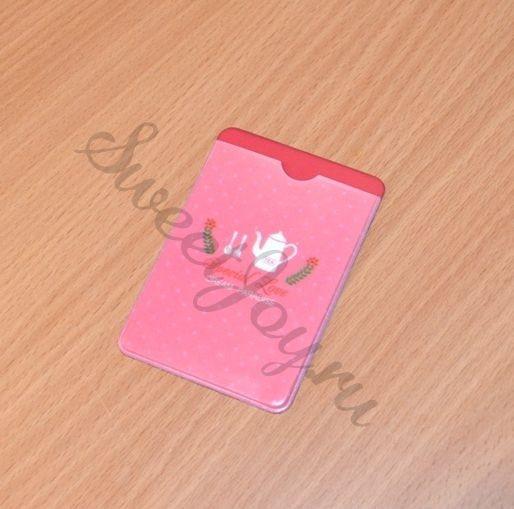 Обложка для проездного Special Love – Tea