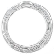 Проволока для рукоделия Астра, цвет: серебристый (1), 2 мм х 10 м