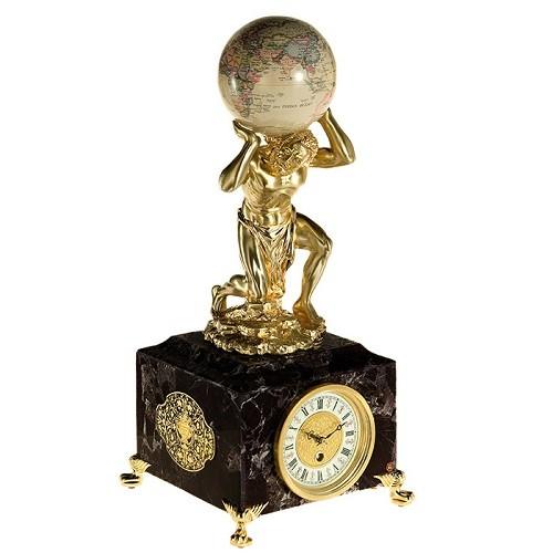 Часы Титанический труд