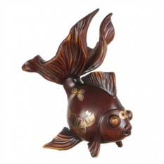 Фигурка Золотая рыбка. Благополучие в доме