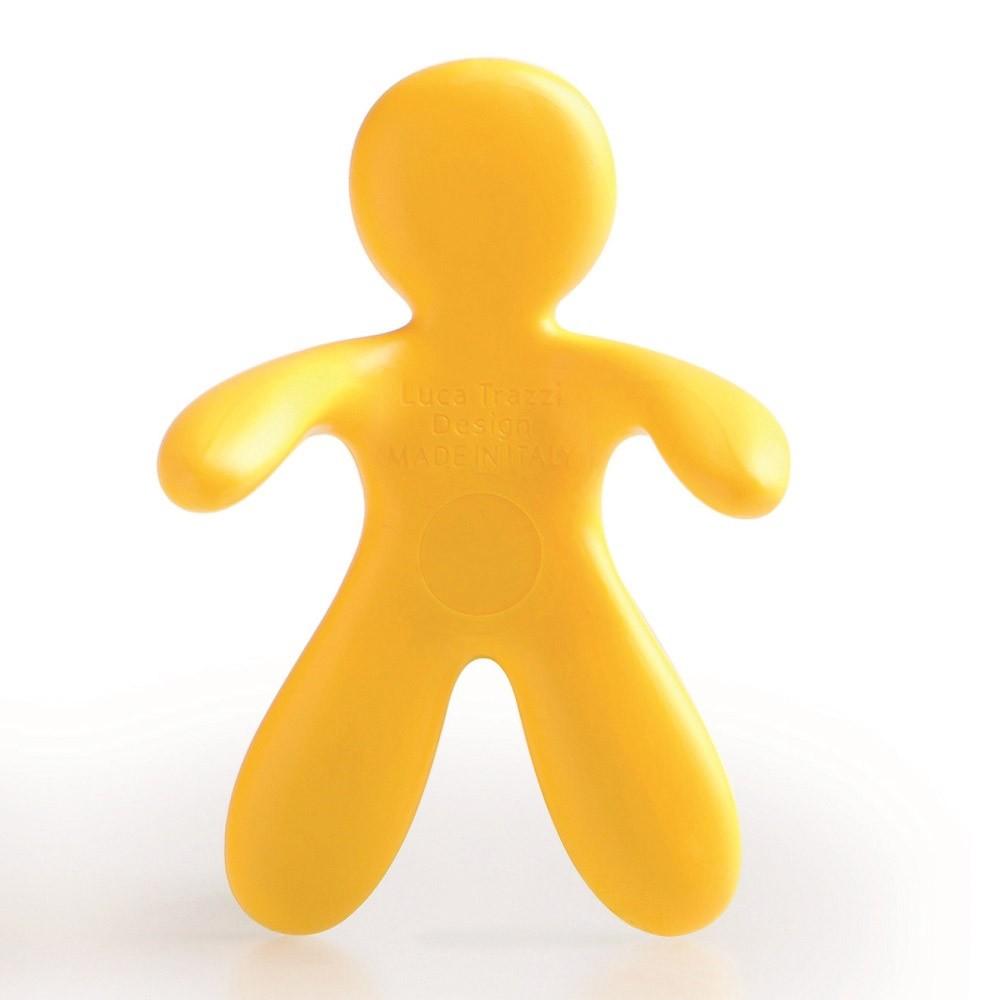 Желтый ароматизатор для автомобиля Cesare Vanilla