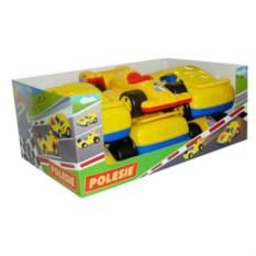 Пластмассовая игрушка Гоночный автомобиль