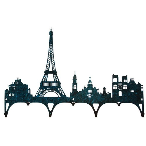 Вешалка Париж