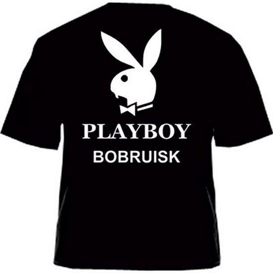 Футболка Playboy bobruisk
