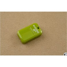 Флешка-брелок Exployd USB 2.0 32Gb (салатовая)