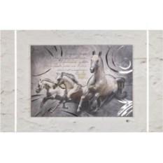 Картина Бегущие кони