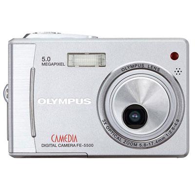 Фотоаппарат Olympus Camedia FE- 5500