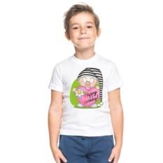 Детская футболка Happy birthday