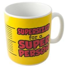 Большая кружка Super Person
