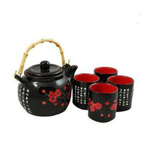 Китайский фарфоровый чайный сервиз