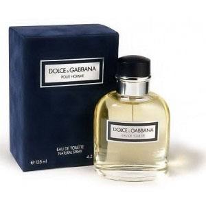 Туалетная вода Dolce and Gabbana Pour Homme