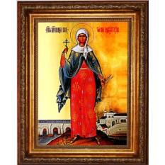 Виктория Кордубская Святая мученица, икона на холсте
