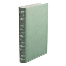 Недатированный ежедневник Semi с цитатами (зеленый)