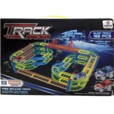 Многоуровневая трасса Track Racing