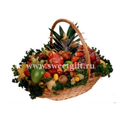 Фруктовая корзина Tutti Frutti Vip