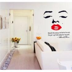 Виниловый стикер Marilyn Monroe