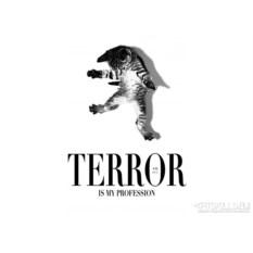 Женская футболка Terror Kitten