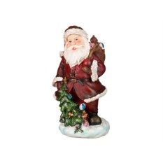 Фигурка Дед мороз с led-подсветкой от Polite Crafts&gifts