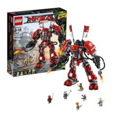 Конструктор Lego Ninjago Огненный робот Кая