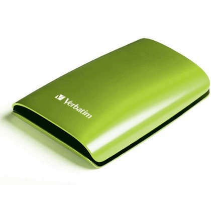 Внешний HDD 320Gb Verbatim StorenGo USB 2.0