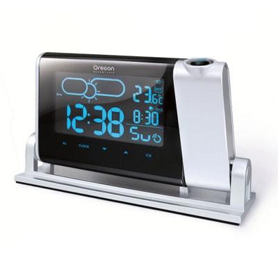 Проекционные часы-метеостанция с прогнозом погоды