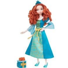 Кукла Мерида – пекрасная зима. Принцесса Диснея от Mattel