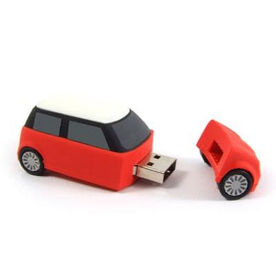 Сувенирная флешка Mini cooper (2 или 4 GB)