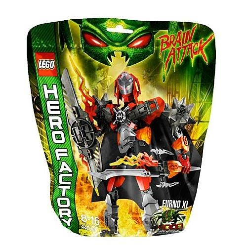 Конструктор LEGO Hero Factory Фурно XL
