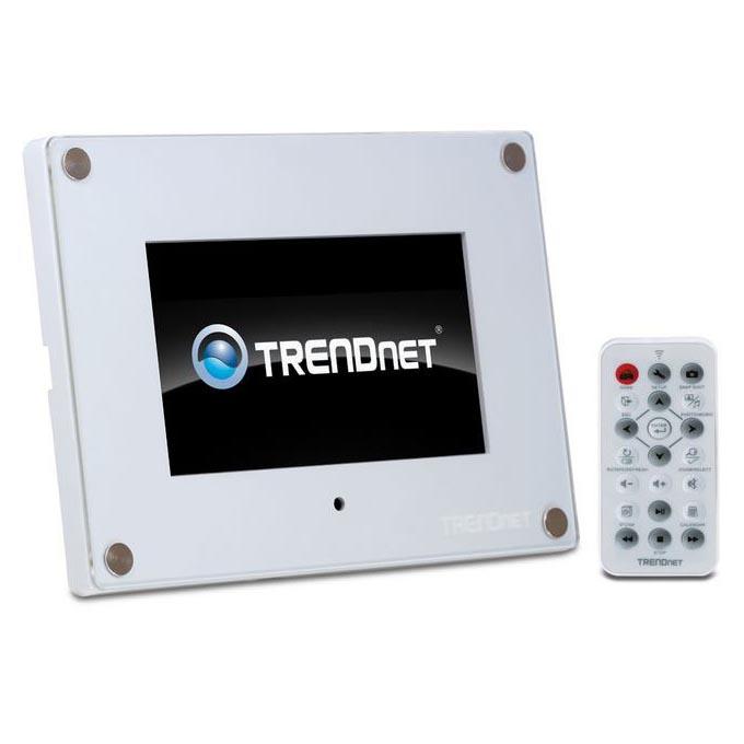 Цифровая фоторамка TRENDNet TV-M7