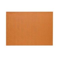 Оранжевая салфетка под посуду Chambray 33х45 см